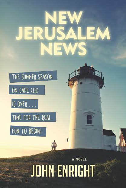 New Jerusalem News by John Enright
