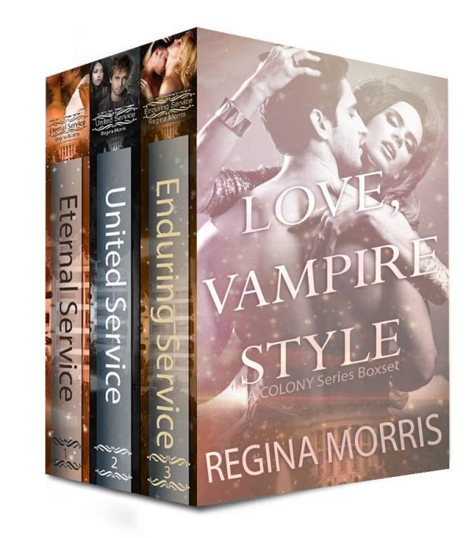 Love Vampire Style Box Set
