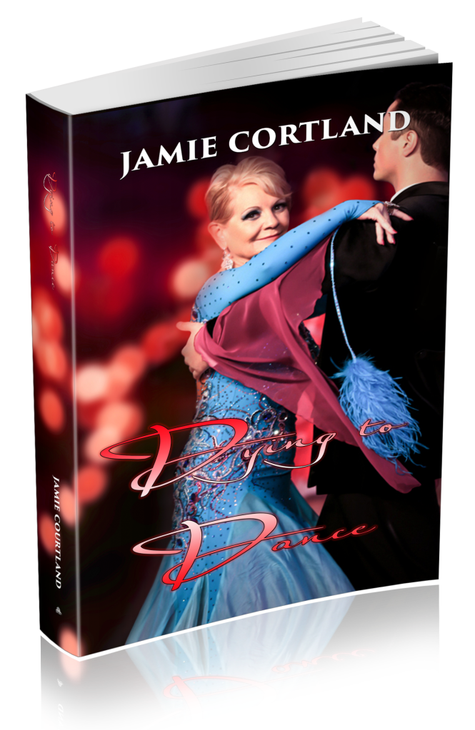 Dying to Dance 3D Book Cover