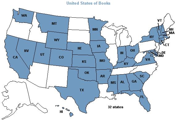 USbooks Virginia